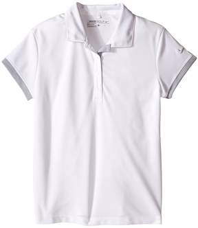 Nike Victory Polo Girl's Short Sleeve Knit