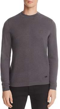 Armani Collezioni Ribbed Sweater