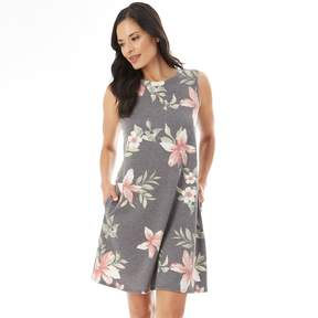 Apt. 9 Women's French Terry Swing Dress