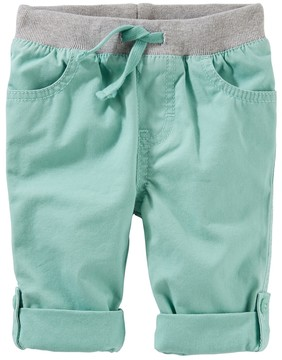 Osh Kosh Baby Boy Convertible Jogger Pants