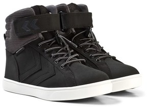 Hummel Splash Mid Jr Black