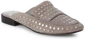 Dolce Vita Women's Maura Leather Studded Mules