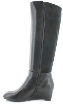 Giani Bernini Womens Dafnee Closed Toe Over Knee Fashion Boots.