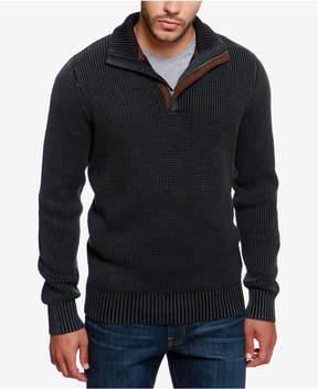 Lucky Brand Men's Quarter-Zip Sweater