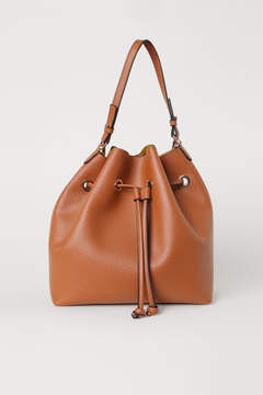 H&M Large Bucket Bag - Orange