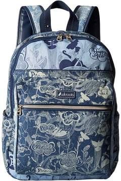 Sakroots Artist Circle Cargo Backpack Backpack Bags