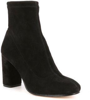 Antonio Melani Pomena Stretch Suede Booties