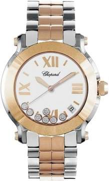 Chopard Happy Sport 2 Two Tone Ladies Watch