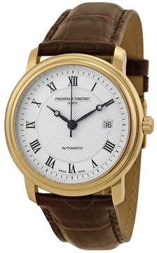 Frederique Constant Classics Automatic Silver Dial Men's Watch 303MC4P5
