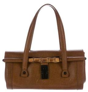Gucci Bamboo Bullet Bag - BROWN - STYLE