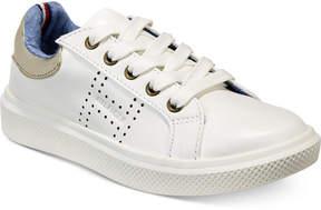 Tommy Hilfiger Glam Baseline Sneakers, Little Girls (11-3) & Big Girls (3.5-7)