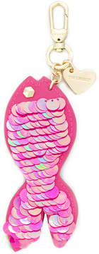 Twin-Set sequin fish keyring