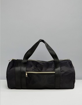 South Beach Gym Bag In Black