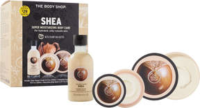 The Body Shop Shea Moisturizing Body Care Routine Kit