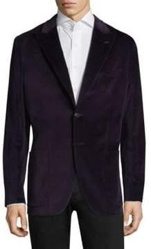 Boglioli Velvet Jacket