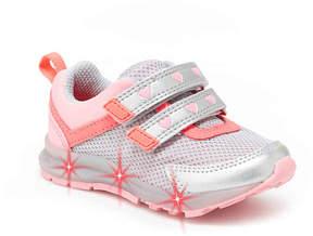 Carter's Girls Record Toddler Light-Up Sneaker