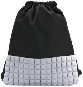 No Ka' Oi padded detail backpack