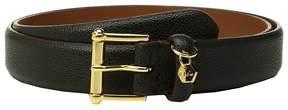 Lauren Ralph Lauren 1 Faux Stingray Belt Women's Belts