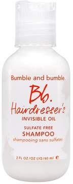 Bumble and bumble Hairdresser's Invisible Oil Shampoo, Travel Size