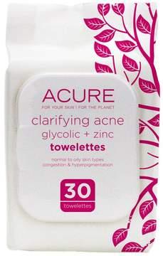 Acure Organics Clarifying Acne Towelettes