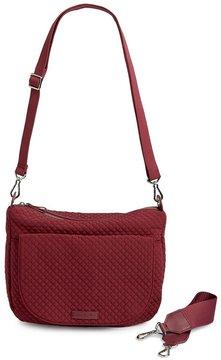 Vera Bradley Carson Convertible Shoulder Bag - HAWTHORN ROSE - STYLE