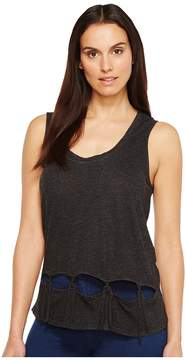 Lanston Knot Tank Top Women's Sleeveless