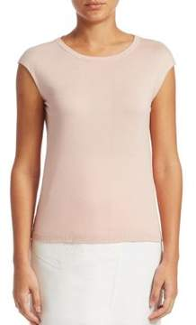 Akris Knit Pullover Top