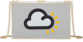 Anya Hindmarch Imperial Weather Framed Clutch Bag