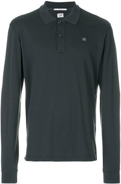 C.P. Company classic fitted polo top