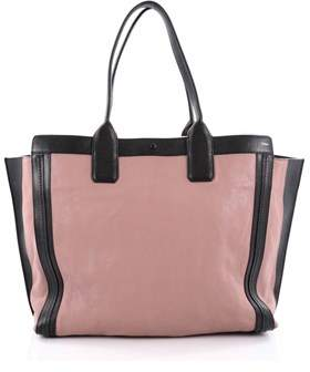 Chloé Pre-owned: Alison East West Tote Leather Medium