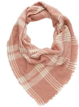Charlotte Russe Plaid Blanket Scarf