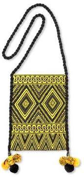 Forest of Chintz Paros beaded bag