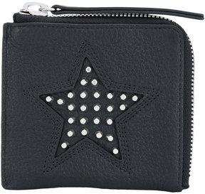 McQ Alexander McQueen solstice zip wallet