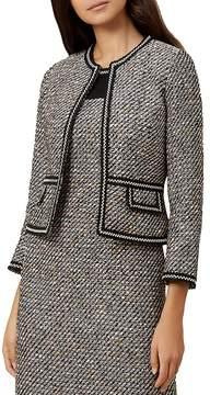 Hobbs London Lucia Tweed Jacket