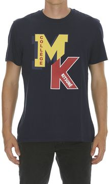 Kitsune Mk College Tshirt