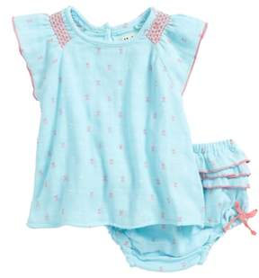 Hatley Top & Ruffled Bloomers Set
