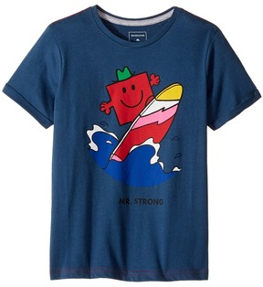 Quiksilver Mr. Strong Classic Tee Boy's T Shirt