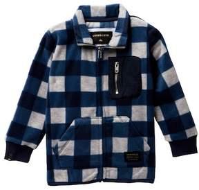 Quiksilver Turbospeed Plaid Jacket (Toddler & Little Boys)