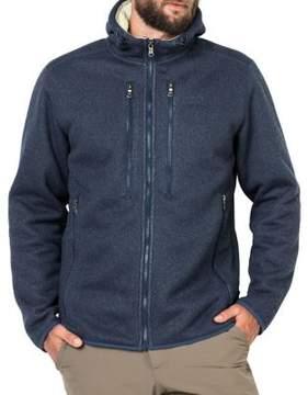 Jack Wolfskin Robson Fleece Lined Hooded Jacket