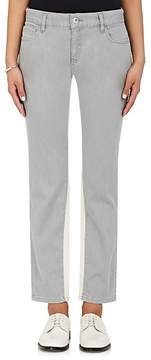Each X Other Women's Striped-Inseam Jeans