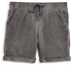 Hudson Boys' French Terry Denim-Look Shorts - Baby
