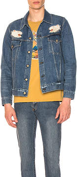 Remi Relief Natural Finish Denim 3rd Jacket.