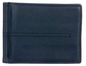 Tod's Grained Leather Cardholder