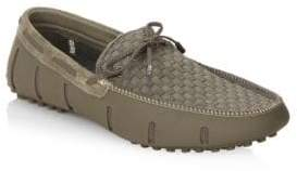 Swims Lux Woven Loafers