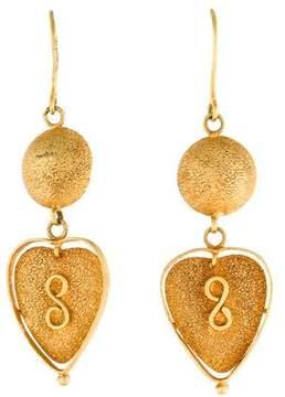 Amrapali 18K Drop Earrings