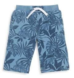 Petit Lem Little Boy's Tropicool AOP Shorts