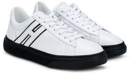 Hogan casual lace-up sneakers