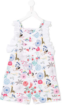 Simonetta printed playsuit