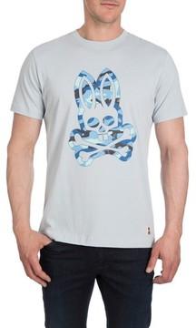 Psycho Bunny Men's Camo Bunny T-Shirt