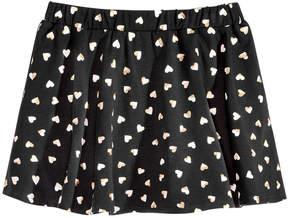 Epic Threads Little Girls Heart Scooter Skirt, Created for Macy's